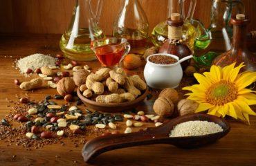Übersicht & Tabelle - Gesunde Fette in der Ernährung
