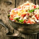 Quinoa Kohlenhydrate