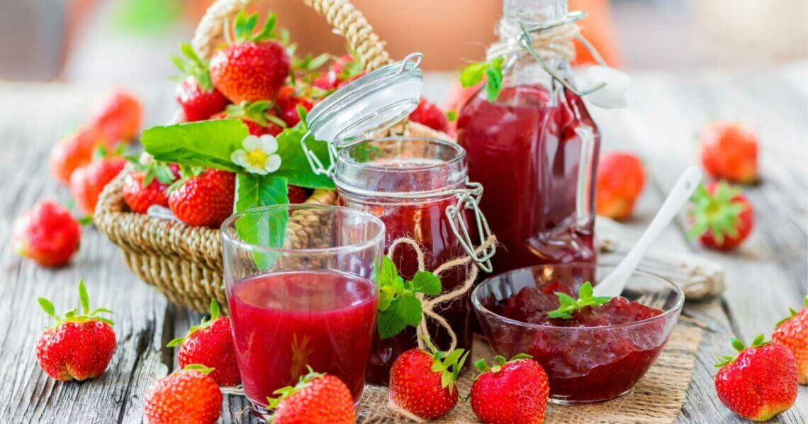 Gesund Süßen, Zuckerersatz gesund