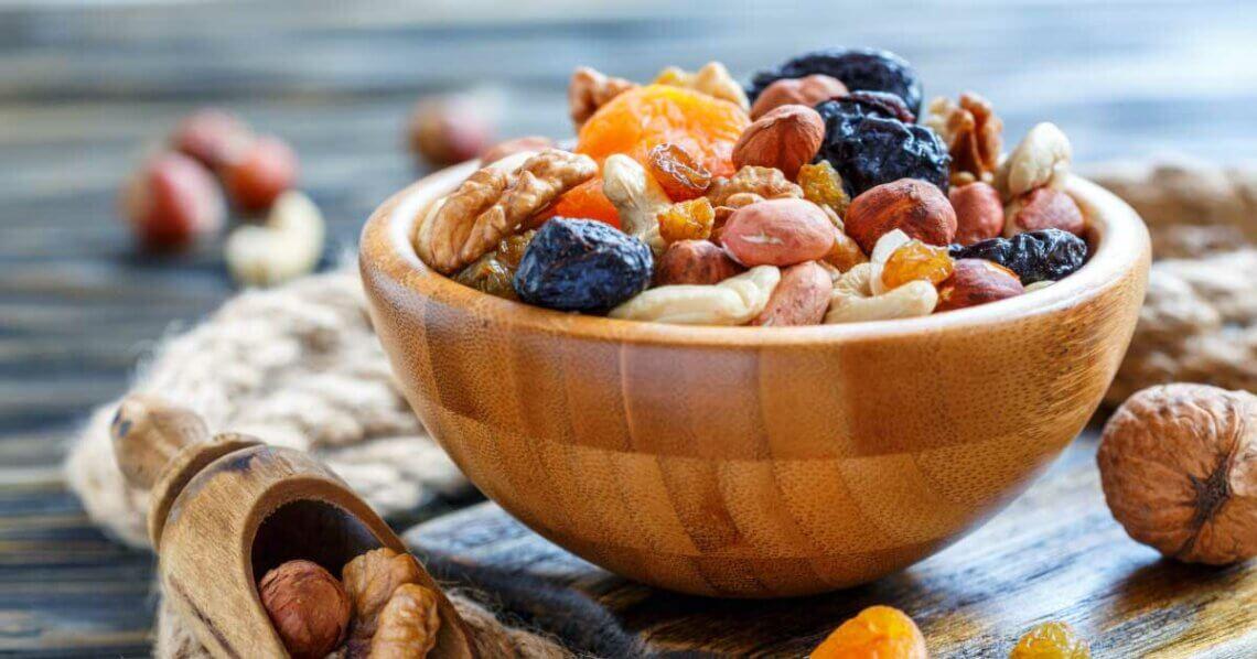 Trockenobst gesund, Obst dörren