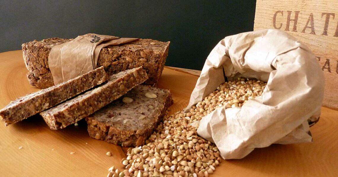 Glutenfreies-Brot