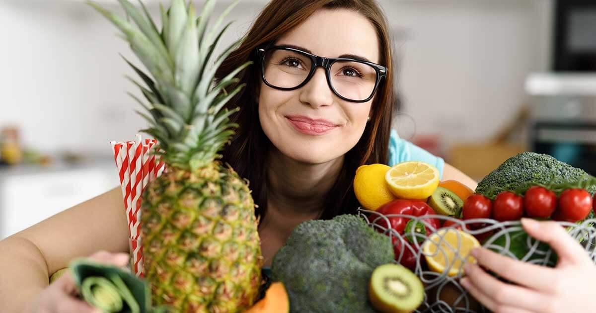 Östrogenarme ernährung
