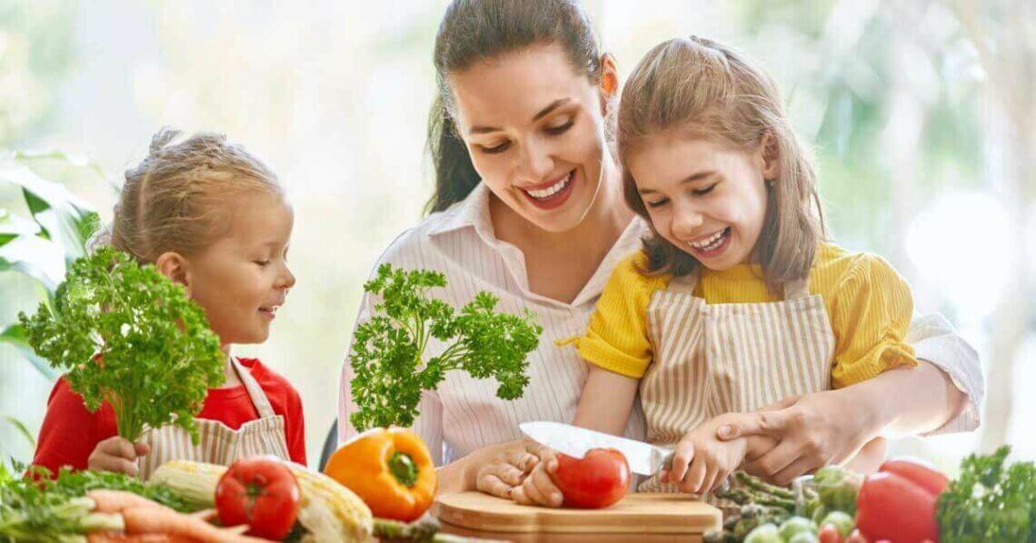 Kinder vegan ernähren - so geht's