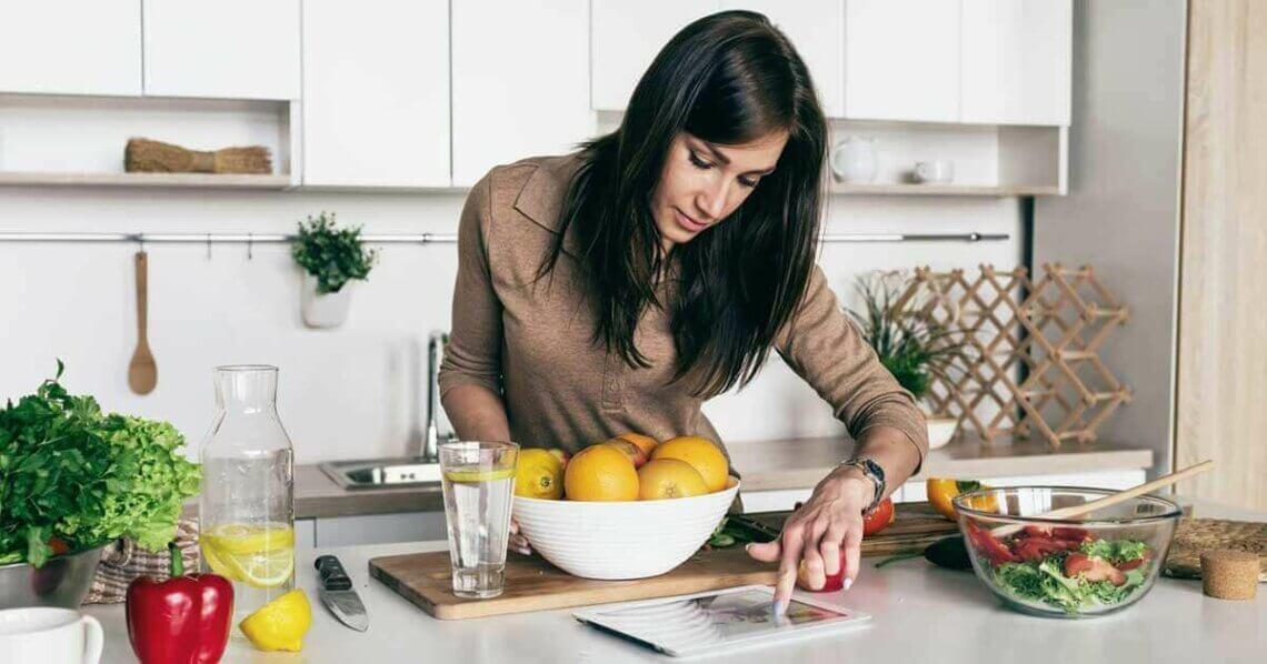 Vegane Rezepte: einfach, lecker und gesund