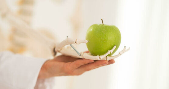 Studie vegane Ernährung Knochengesundheit