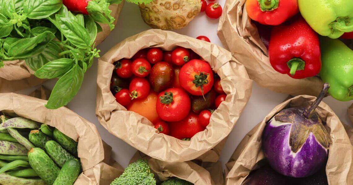 Roh-vegane Ernährung