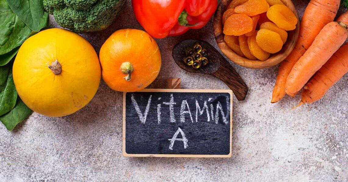 Vitamin A vegan