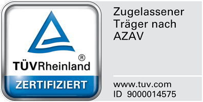 Ecodemy TÜV Zertifizierung