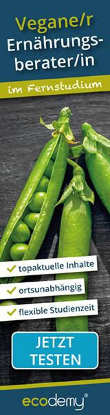 Veganer Ernährungsberater Ausbildung