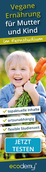 Vegane Ernährung für Mutter und Kind Fachfortbildung im Fernstudium