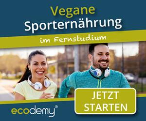 Vegane Sporternährung Fachfortbildung im Fernstudium