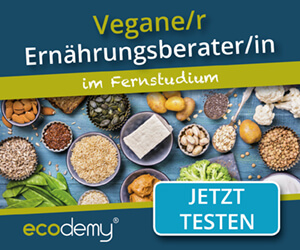 Veganer Ernährungsberater Ausbildung im Fernstudium