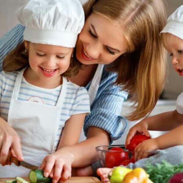 Vegane Familie - Informieren statt Verunsichern